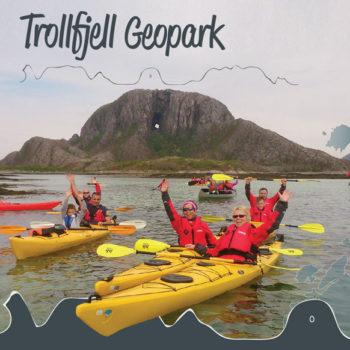 Miljøkommunikasjon Trollfjell Geopark