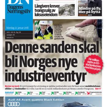 Nytt Norsk Industrieventyr På Herøya