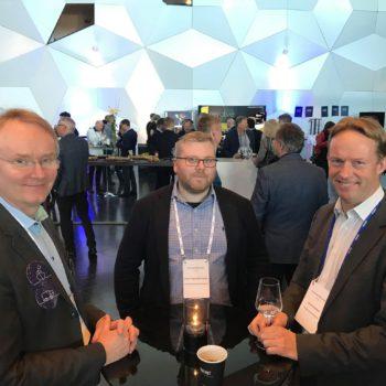 På Enova-konferansen Med Prisvinnende Islandsk Metanol-teknologi