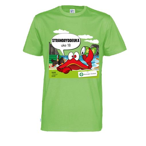 T-skjorte-srandryddedag