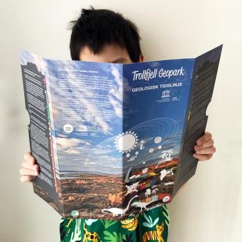 Geologiformidling Til Barn Og Unge